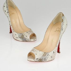 Christian Louboutin Excellent condition!